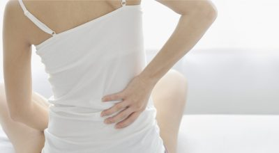 low back pain coccydynia