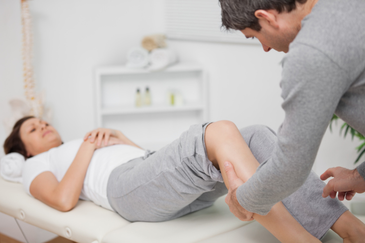 leg pain treatments dallas