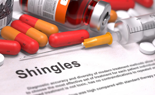 shingles pain dallas texas - Shingles