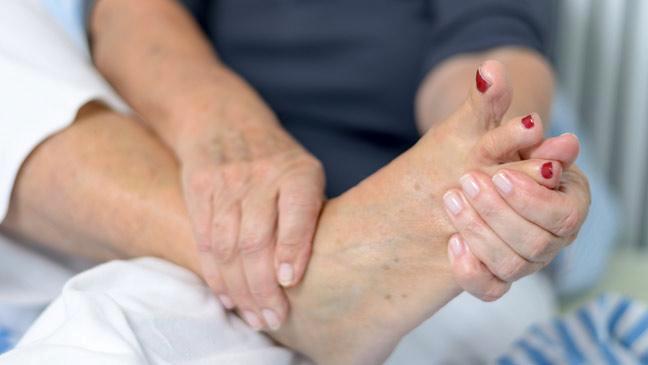 foot numb tingling treatments