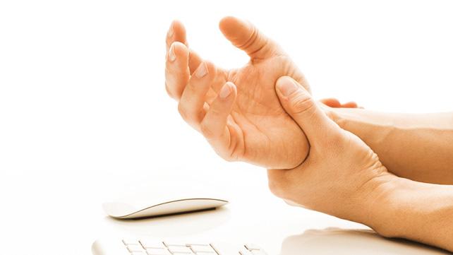 pinched nerve wrist dallas