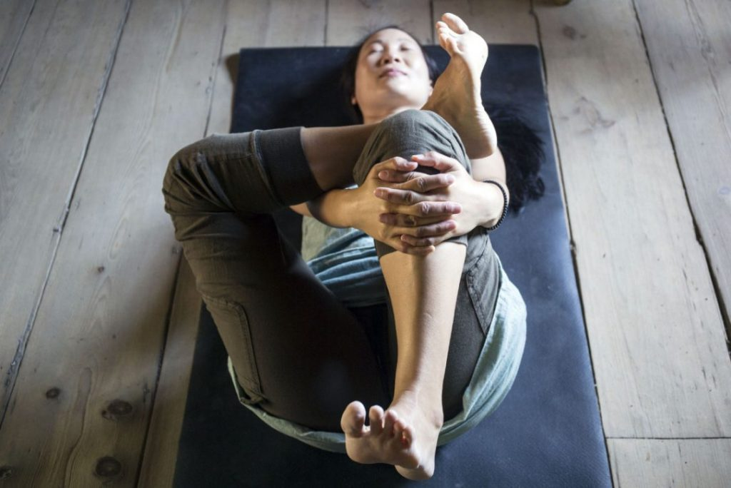 yoga for pain management