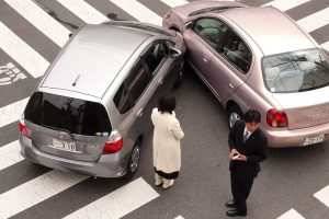 car accident pain
