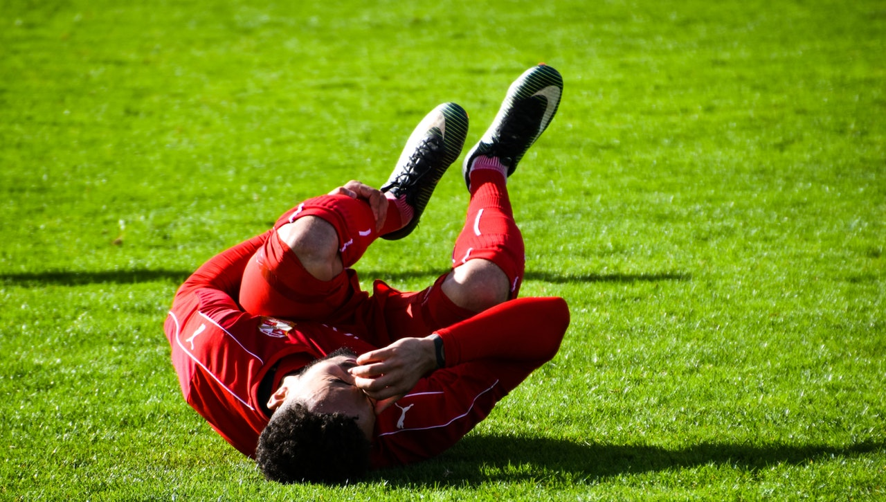 sports injury pain